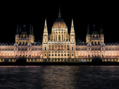 Elegant, Historic Budapest